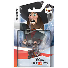 Buy Disney Infinity Barbossa Figure, PS3/Xbox 360/Wii/Wii U/3DS Online at johnlewis.com