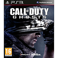 Buy Call Of Duty: Ghosts, PS3 Online at johnlewis.com