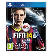 Buy FIFA 14, PS4 Online at johnlewis.com