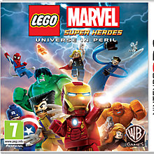 Buy Lego Marvel Super Heroes, 3DS Online at johnlewis.com