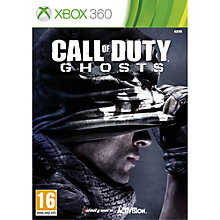 Buy Call Of Duty: Ghosts, Xbox 360 Online at johnlewis.com