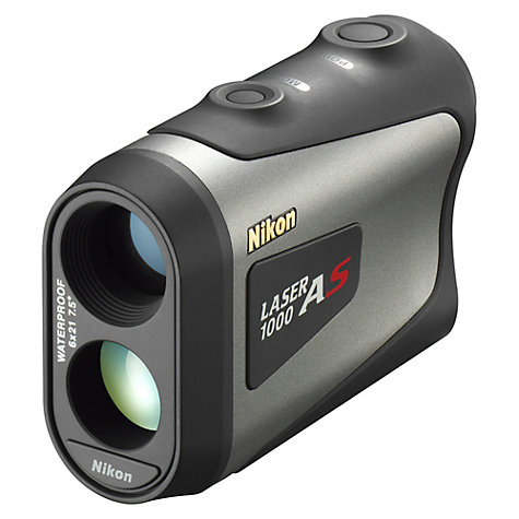 Buy Nikon LRF 1000 AS Laser Rangefinder Online at johnlewis.com