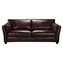 John Lewis Hamilton Leather Sofa Range