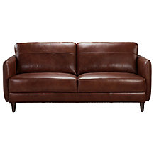John Lewis Hoxton Leather Sofa Range