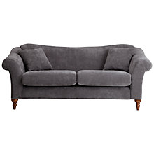 Buy John Lewis Farringdon Large Sofa, Memphis Pewter Online at johnlewis.com