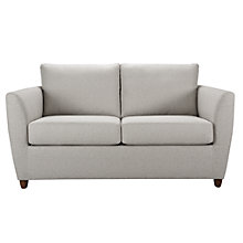 Buy John Lewis Eaves Small Sofa Bed, Camber Natural Online at johnlewis.com