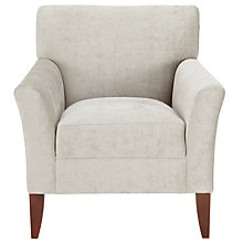 Buy John Lewis Sinatra Armchair, Edinburgh Silver Online at johnlewis.com