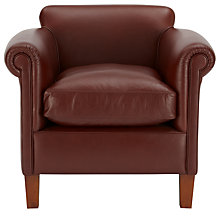 Buy John Lewis Camford Leather Chair Online at johnlewis.com