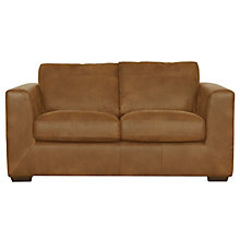 Buy John Lewis Burwood Leather Sofa Range Online at johnlewis.com