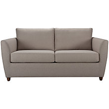 Buy John Lewis Eaves Medium Sofa Bed, Camber Natural Online at johnlewis.com