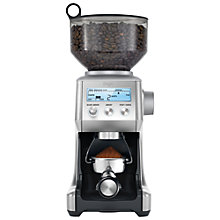 Buy Sage by Heston Blumenthal the Smart Grinder™ Coffee Grinder Online at johnlewis.com