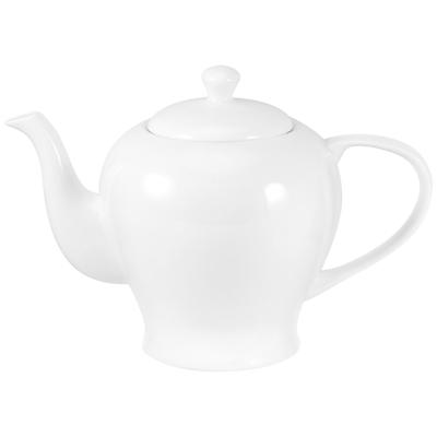 Royal Worcester Serendipity Bone China Teapot, White, 1.1L