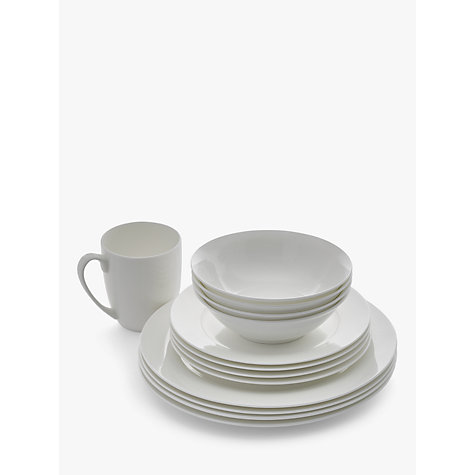 Buy Royal Worceseter Serendipity Tableware Set, 16 Piece Online at johnlewis.com