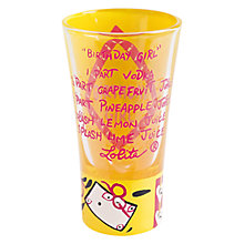 Buy Lolita Birthday Girl Shot Glass Online at johnlewis.com