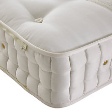 Buy John Lewis Natural Collection Linen 4000 Zip Link Mattress, Super Kingsize Online at johnlewis.com