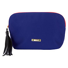 Buy Coast Variety Clutch, Cobalt Online at johnlewis.com