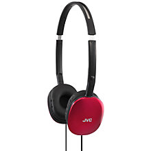 Buy JVC Flats On-Ear Headphones Online at johnlewis.com