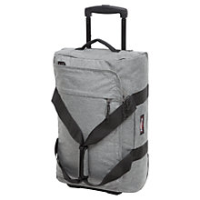 Buy Eastpak Spins Small 4-Wheel Suitcase, Sunday Grey Online at johnlewis.com