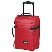 Buy Eastpak Transfer Extra Small 2-Wheel Suitcase Online at johnlewis.com