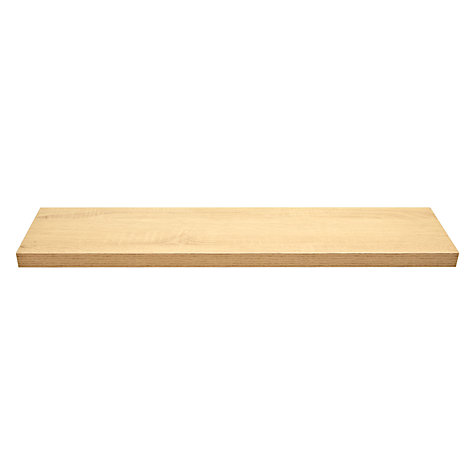Buy House by John Lewis Porto Floating Shelf Online at johnlewis.com