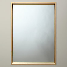 Buy House by John Lewis Porto Rectangular Mirror Online at johnlewis.com