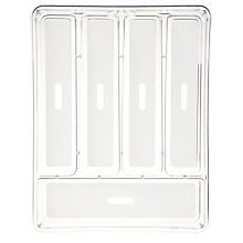 Buy John Lewis Ingenious Cutlery Tray Online at johnlewis.com