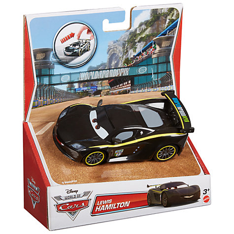 Buy Disney Cars Pullback Vehicle, Assorted Online at johnlewis.com