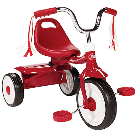 Buy Radio Flyer Ready2Ride Folding Trike Online at johnlewis.com