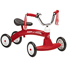 Buy Radio Flyer Scoot-About Ride-On Trike Online at johnlewis.com