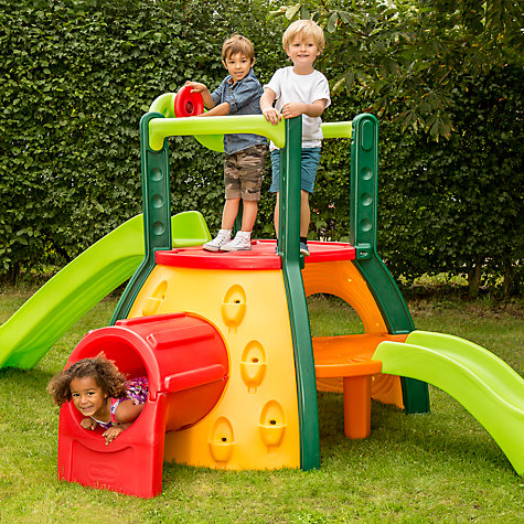 Buy Little Tikes Double Decker Slide Online at johnlewis.com
