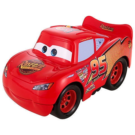 Buy Disney Cars Funny Talkers Online at johnlewis.com