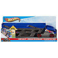 Buy Hot Wheels Turbo Hauler Online at johnlewis.com