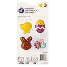 Buy Wilton Easter Fuzzy Bunny Lollipop Mould Kit Online at johnlewis.com