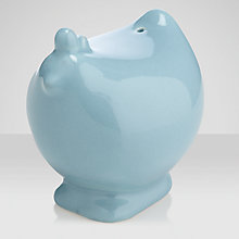 Buy John Lewis Easter Salt Shaker, Blue Online at johnlewis.com