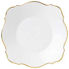 Buy Jasper Conran Gold Charger Plate Online at johnlewis.com