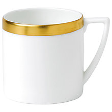 Buy Jasper Conran for Wedgwood Gold Mini Mug Online at johnlewis.com