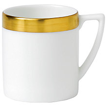 Buy Jasper Conran Gold Espresso Cup Online at johnlewis.com