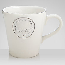 Buy John Lewis Maison Pause Cafe Mug Online at johnlewis.com