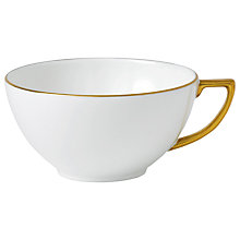 Buy Jasper Conran Gold Teacup Online at johnlewis.com