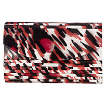 Buy Coast Leopard Clutch Handbag, Multi Online at johnlewis.com