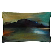 Buy John Lewis Velvet Scene Cushion Online at johnlewis.com