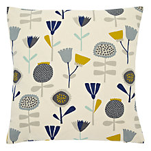 Buy John Lewis Scandi Flower Cushion Online at johnlewis.com