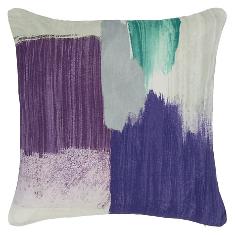 Buy John Lewis Canvas Cushion Online at johnlewis.com