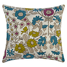 Buy John Lewis Daisy Chain Cushion, Multi Online at johnlewis.com