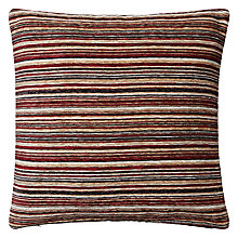 Buy John Lewis Chenille Stripe Cushion Online at johnlewis.com