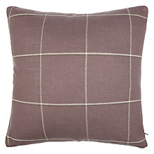 Buy John Lewis Window Pane Cushion Online at johnlewis.com
