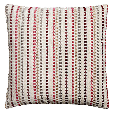 Buy John Lewis Chenille Spot Cushion Online at johnlewis.com