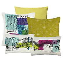 John Lewis 150 years Cushion Collection