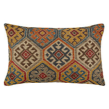 Buy John Lewis Kelim Crest Cushion Online at johnlewis.com