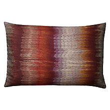 Buy John Lewis Sunset Cushion, Mulberry Online at johnlewis.com